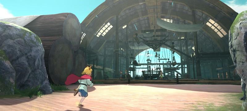 Новый ролик Ni no Kuni II: Revenant Kingdom посвящен визуальному стилю и графике игры