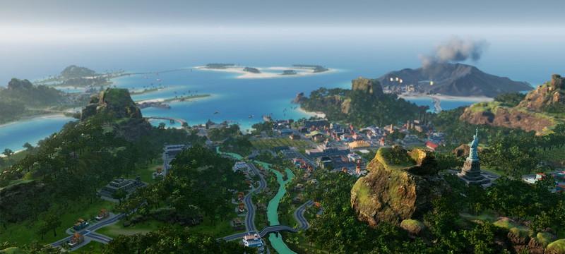 Новый трейлер Tropico 6 напоминает об игре