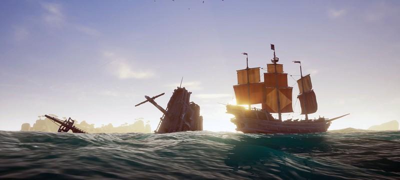 Обзорный трейлер Sea of Thieves рассказывает главное об игре