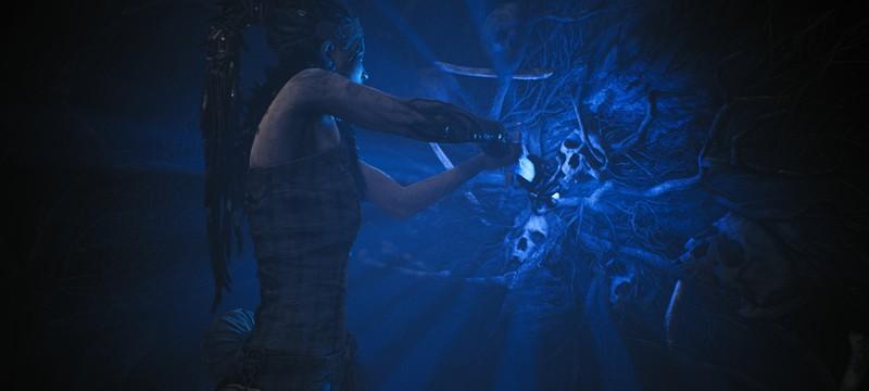 Hellblade: Senua's Sacrifice лидирует по количеству номинаций на BAFTA Games 2018