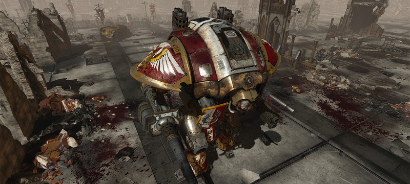 Новые скриншоты и трейлер Warhammer 40,000: Inquisitor — Martyr