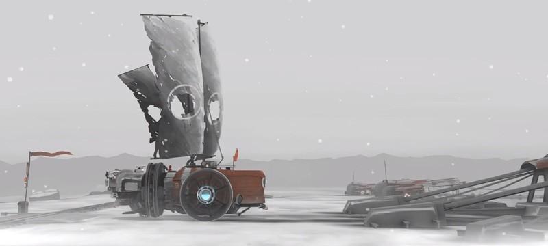 Игра о путешествии в никуда Far: Lone Sails выйдет в мае