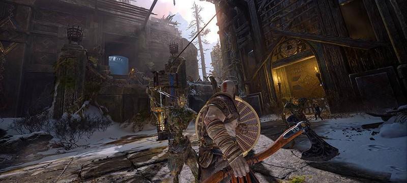 Новые скриншоты God of War из превью