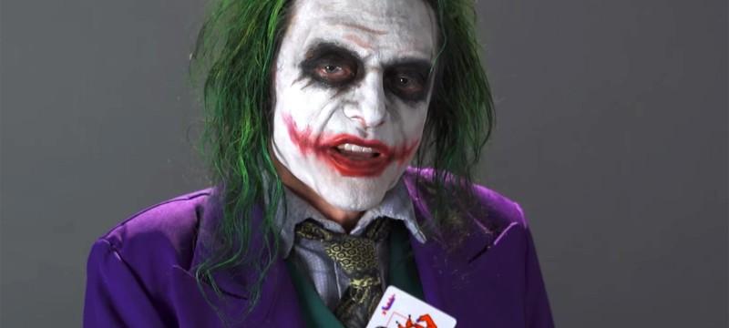 """Если бы Томми Вайсо играл Джокера в """"Темном рыцаре"""""""