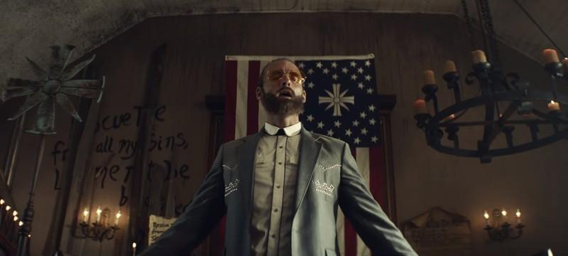Проповедь в новом кинематографическом трейлере Far Cry 5