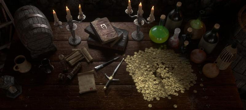 Комната из The Elder Scrolls II: Daggerfall воссоздана на Unreal Engine 4