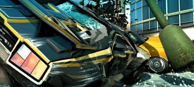 UK-чарт: Ремастер Burnout Paradise и GTA V в пятерке самых продаваемых