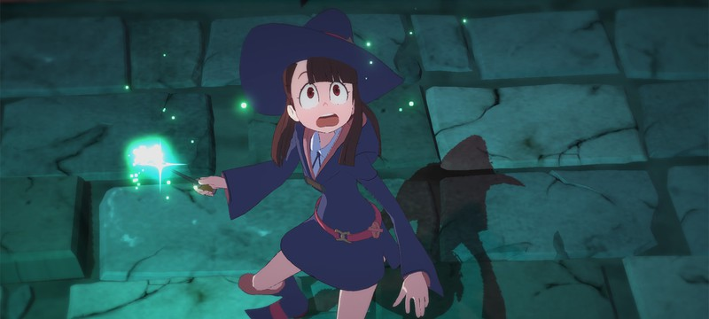 Игра Little Witch Academia от Bandai Namco выйдет в мае