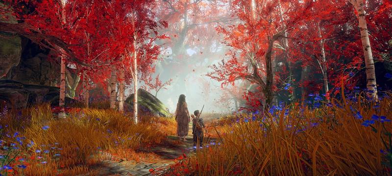 Превью-скриншоты God of War с PS4 Pro