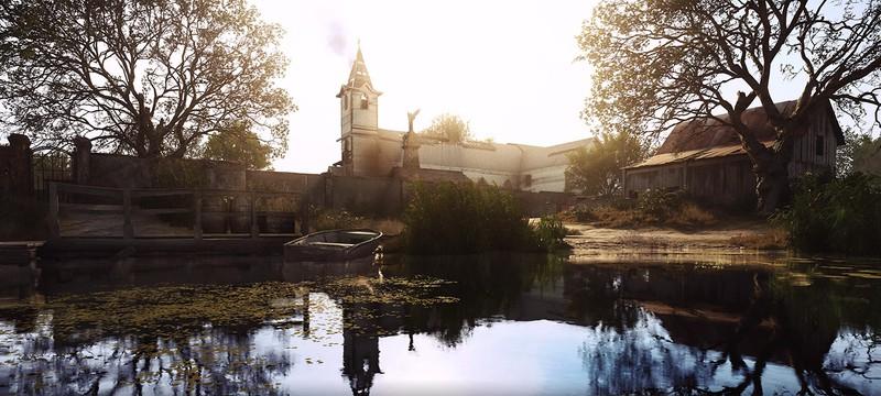 Техно-демо CryEngine 5 для GDC 2018