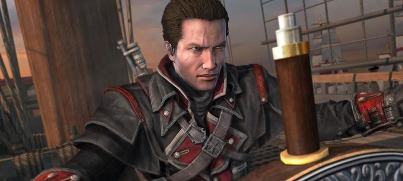 Видеосравнение ремастера Assassin's Creed Rogue с оригиналом