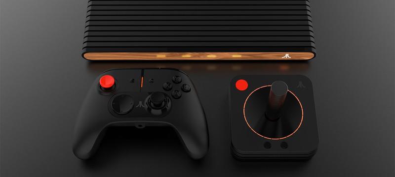 GDC 2018: Atari представила свою новую консоль и контроллеры к ней