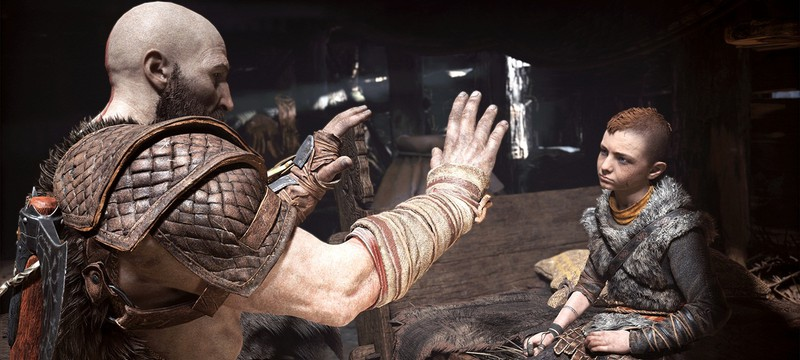 Анализ трейлера God of War от Digital Foundry
