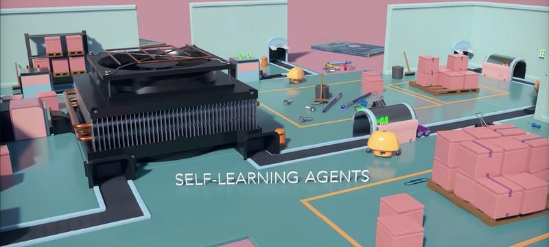 Новое техно-демо EA посвящено рендерингу с трассировкой лучей