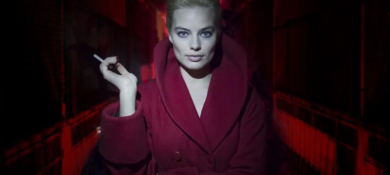 """Загадочная Марго Робби в трейлере фильма """"Конечная"""""""