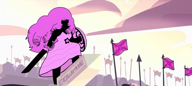 """Новый тизер """"Вселенной Стивена"""" посвящен войне самоцветов на Земле"""