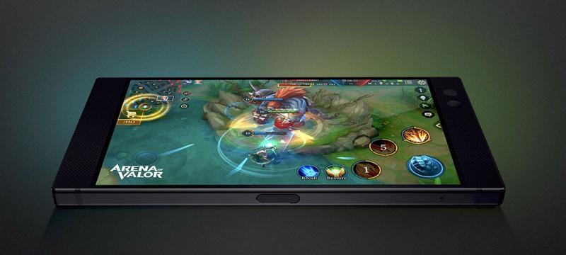 Razer станет спонсором мобильной киберспортивной команды
