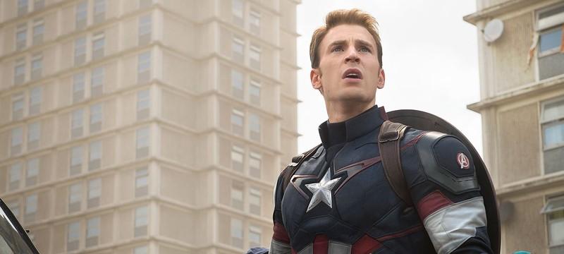 """Крис Эванс может закончить с ролью Капитана Америки после """"Мстители 4"""""""