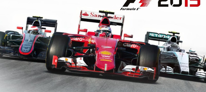 F1 2015 от Humble Bundle бесплатно