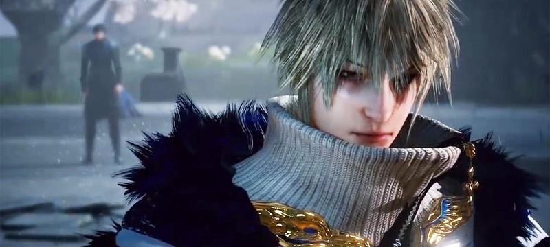 Геймплей Lost Soul Aside на PS4 Pro от разработчика-одиночки