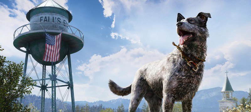 PC-версия Far Cry 5 не загружает ядра CPU до 100% и работает отлично