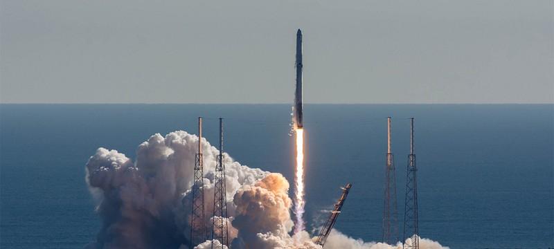 Ракета SpaceX пробила дыру в ионосфере Земли