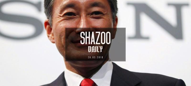 Shazoo Daily: Ну что ж ты, Рэнди?