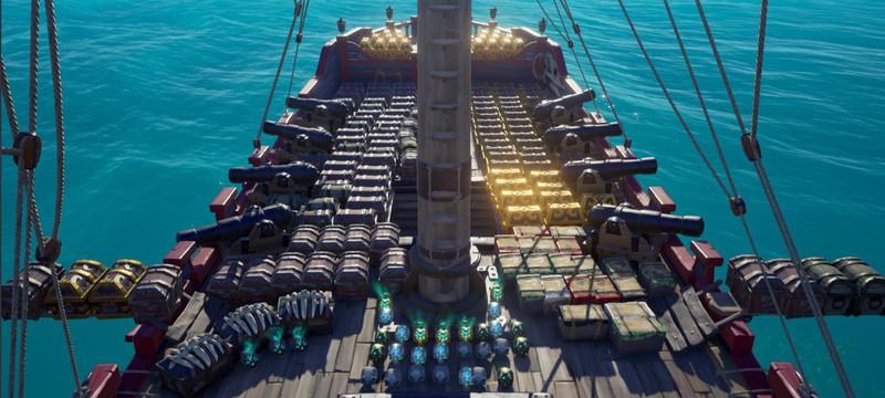 Геймеры Sea of Thieves потеряли тонну лута из-за ошибки игры