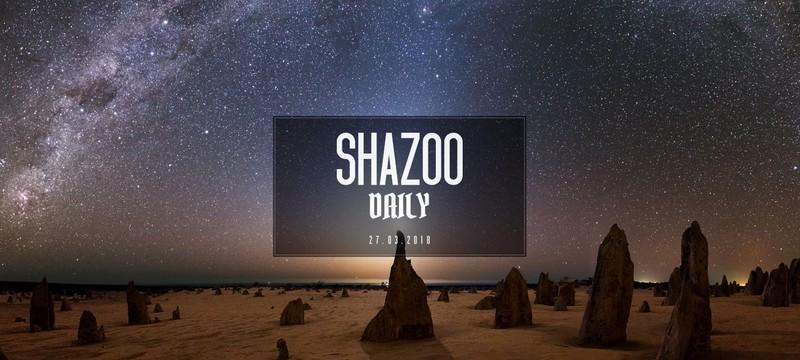 Shazoo Daily: NASA ответит, но не за все