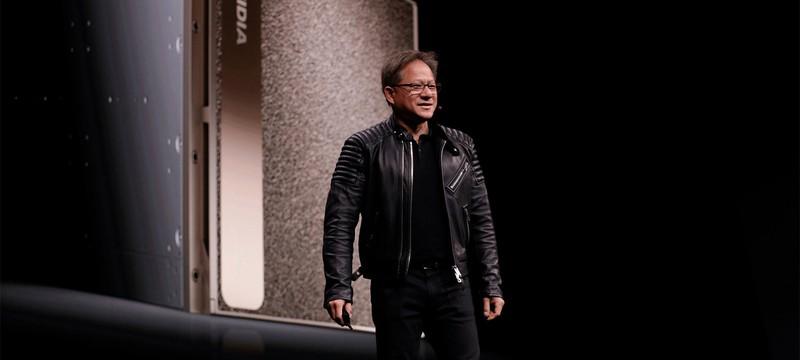 Nvidia анонсировала видеокарту за 400 тысяч долларов