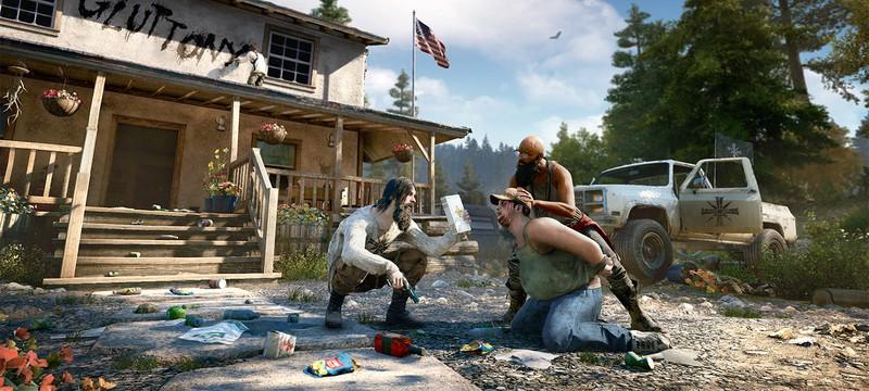 Насколько дорогие микротранзакции в Far Cry 5