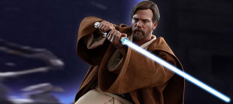 Шикарная фигурка генерала Оби-Ван Кеноби