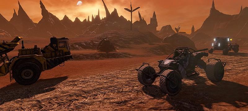 Первые скриншоты Red Faction Guerrilla Re-Mars-tered
