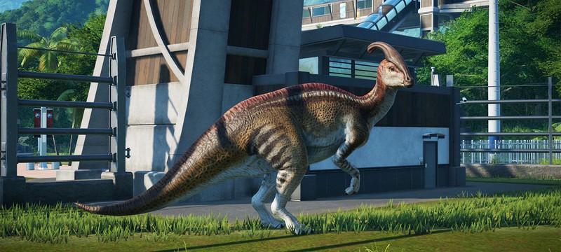 Системные требования Jurassic World Evolution и новые скриншоты