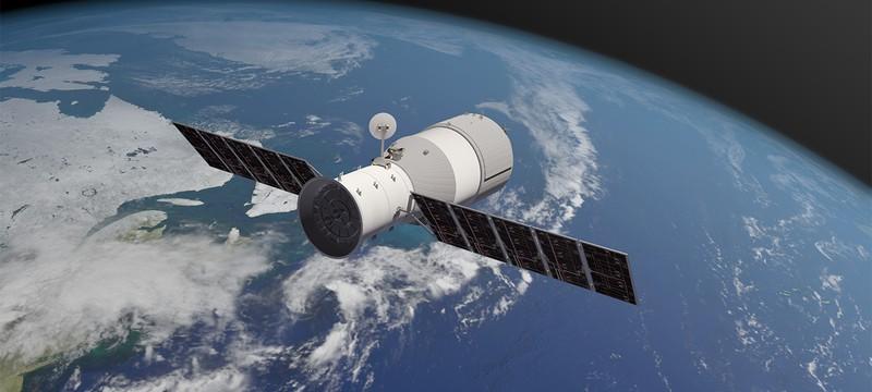 Китайская космическая станция рухнула в Тихий океан