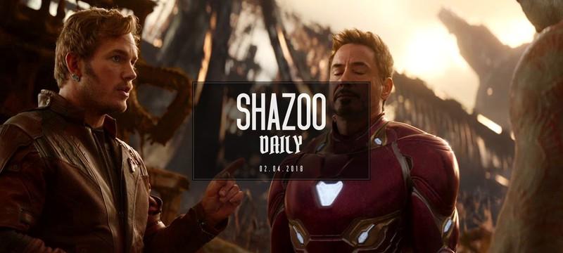 Shazoo Daily: Первый после смешного