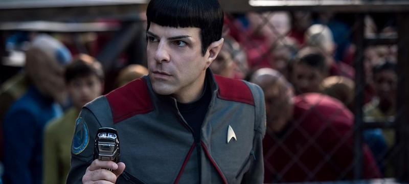 В разработке несколько сценариев нового Star Trek