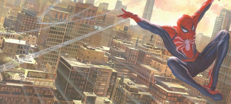 Spider-Man на обложке нового Game Informer