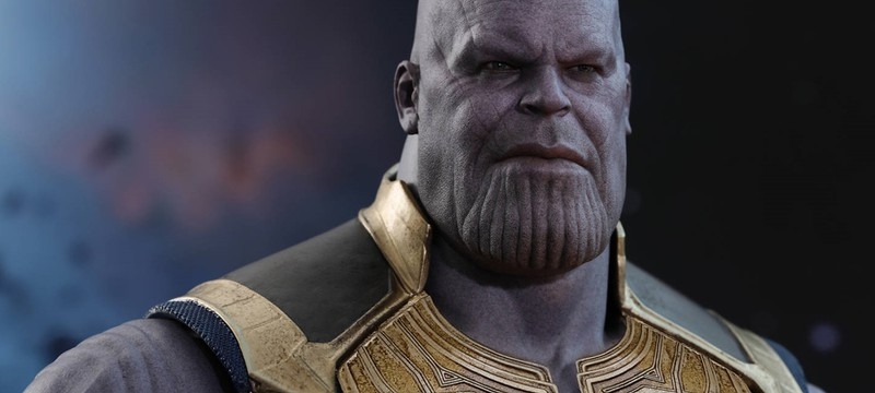 Hot Toys представила фигурку Таноса со всеми камнями бесконечности