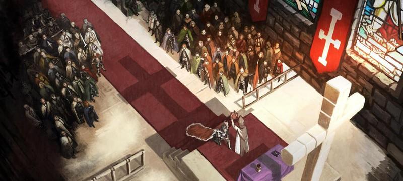 В Steam бесплатно отдают Crusader Kings II