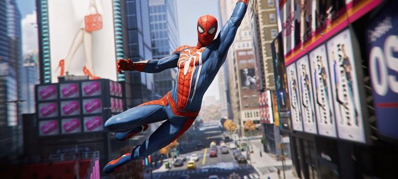 Больше деталей Spider-Man: о количестве QTE, ощущениях города, костюмах и другом