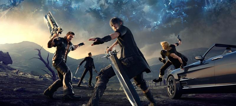 Анонсированы четыре дополнения и несколько обновлений для Final Fantasy XV