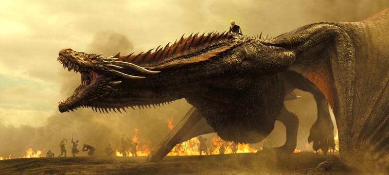 """Съемки одной из битв восьмого сезона """"Игры престолов"""" длились 55 ночей"""