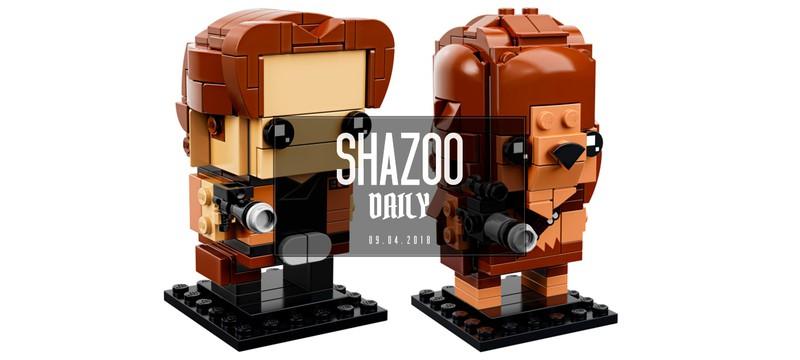 Shazoo Daily: Игрушечный Соло лучше рекламного