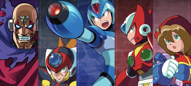 Дилогия Mega Man X Legacy Collection выйдет на PC и консолях 24 июля