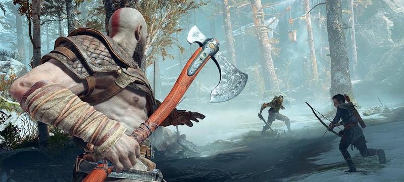 Предзаказы God of War соответствуют ожиданиям Sony