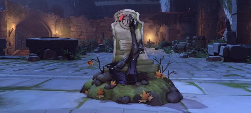 Однажды Blizzard может убить персонажа Overwatch, но из игры он не пропадет