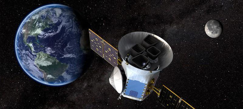 Спутник NASA для поиска планет готов к запуску в понедельник