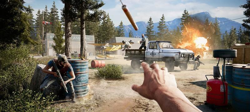 Защиту Far Cry 5 взломали