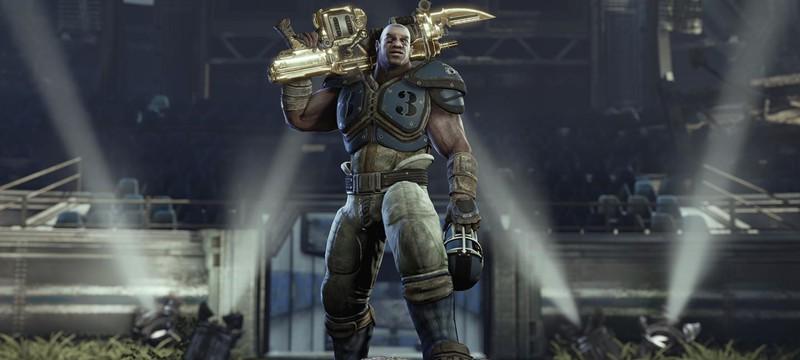 Ice-T намекает на анонс Gears of War